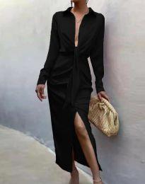 Šaty - kód 6459 - černá