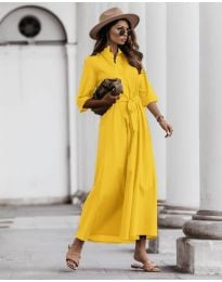 Šaty - kód 0900 - žlutá