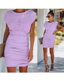 Šaty - kód 1158 - fialová