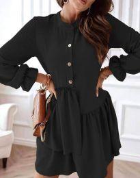 Šaty - kód 2829 - černá