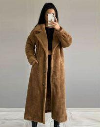 Kabát - kód 0465 - 4 - hnědý