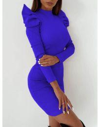Šaty - kód 9303 - modrá