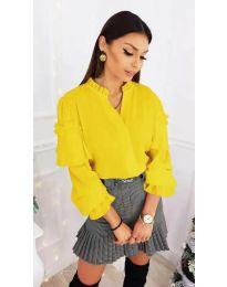 Košile - kód 683 - žlutá