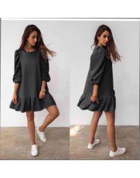 Šaty - kód 784 - černá