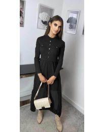 Šaty - kód 185 - černá