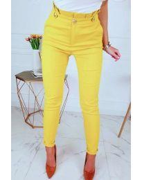 Kalhoty - kód 964 - žlutá