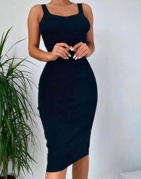 Šaty - kód 10122 - černá