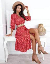 Šaty - kód 8234 - vícebarevné