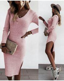 Šaty - kód 884 - růžová