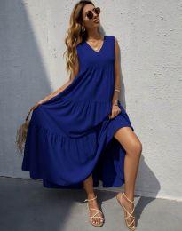 Šaty - kód 8149 - modrá