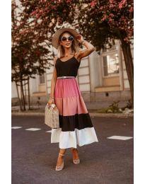 Šaty - kód 697 - 2 - černá