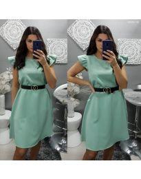 Šaty - kód 703 - tyrkysový