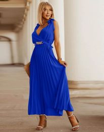 Šaty - kód 5290 - modrá
