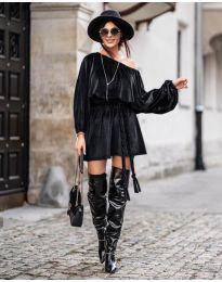 Šaty - kód 324 - černá