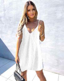 Šaty - kód 4189 - bíla