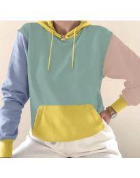Mikina - kód 6269 - 5 - vícebarevné