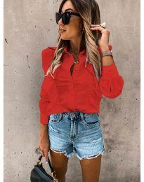 Košile - kód 872 - červená