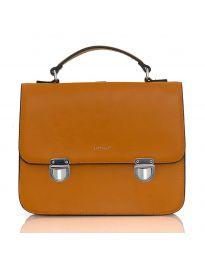 kabelka - kód LS567 - oranžová