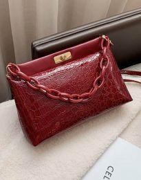 kabelka - kód B335 - červená