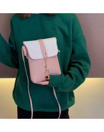 kabelka - kód B72 - růžová