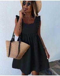 Šaty - kód 818 - černá