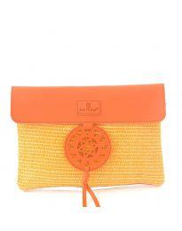 kabelka - kód 5560 - oranžová