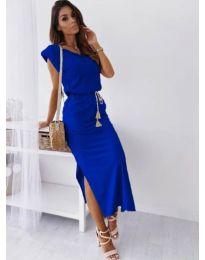 Šaty - kód 6622 - tmavě modrá