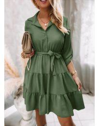 Šaty - kód 6970 - zelená