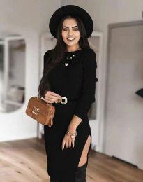 Šaty - kód 0956 - černá