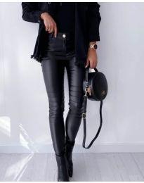 Kalhoty - kód 7747 - 1 - černá