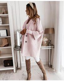 Kabát - kód 916 - růžova