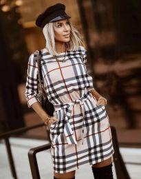 Šaty - kód 3794 - vícebarevné