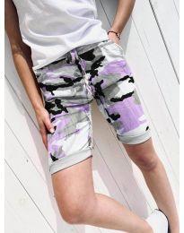 Krátké kalhoty - kód 5077-3 - vícebarevné