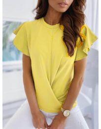 Tričko - kód 515 - žlutá