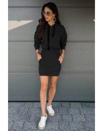 Šaty - kód 999 - černá