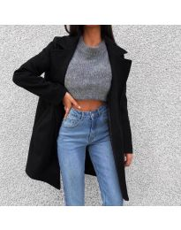 Kabát - kód 950 - černá