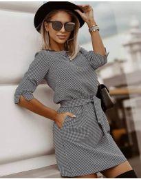 Šaty - kód 3060 - 1 - vícebarevné
