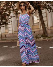 Šaty - kód 9852 - vícebarevné