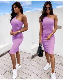 Šaty - kód 0208 - fialová