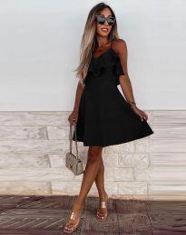Šaty - kód 2739 - černá