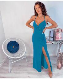 Šaty - kód 600 - modrý