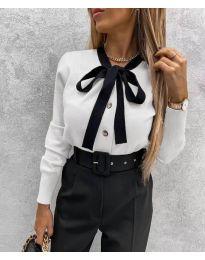 Košile - kód 3737 - bílá