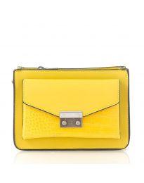 kabelka - kód D8506 - žlutá