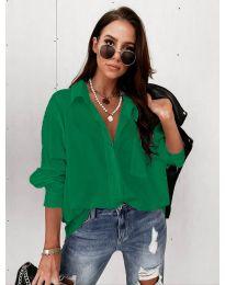 Košile - kód 8304 - zelená