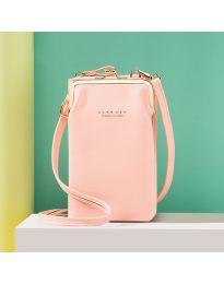 kabelka - kód B148 - růžová