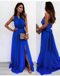 Šaty - kód 2011 - tmavě modrá