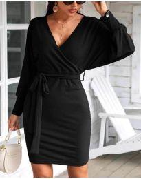 Šaty - kód 1197 - černá