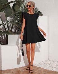 Šaty - kód 6261 - černá