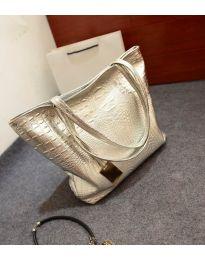 kabelka - kód B1 - stříbro