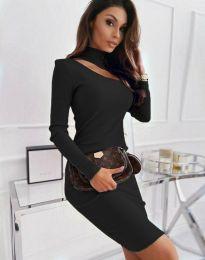 Šaty - kód 11441 - černá